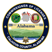Calhoun County Commissioner of Licenses